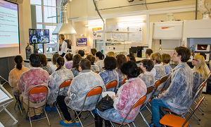 Школа-семинар «Оптические атомно-спектральные методы» в апреле 2019 г.