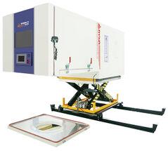 Камеры для температурных и климатических испытаний, совмещенные с виброплатформой серии ETE и ECE
