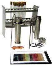 Комплект приспособлений для испытаний коррозионной активности нефтепродуктов ЛАБ-КМП