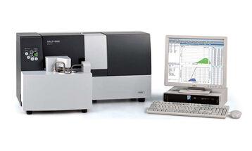 Лазерный анализатор размеров частиц SALD-2300