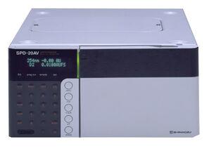 Спектрофотометрические детекторы SPD-20A (UFLC) / SPD-20AV (Shimadzu, Япония)