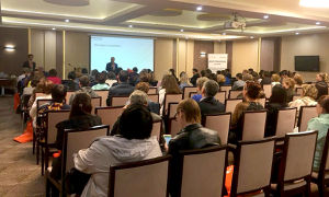 ANALIT-SHIMADZU seminar 2019 in Ufa