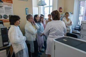 Школа-семинар по современным хроматографическим методам анализа. МЦПК