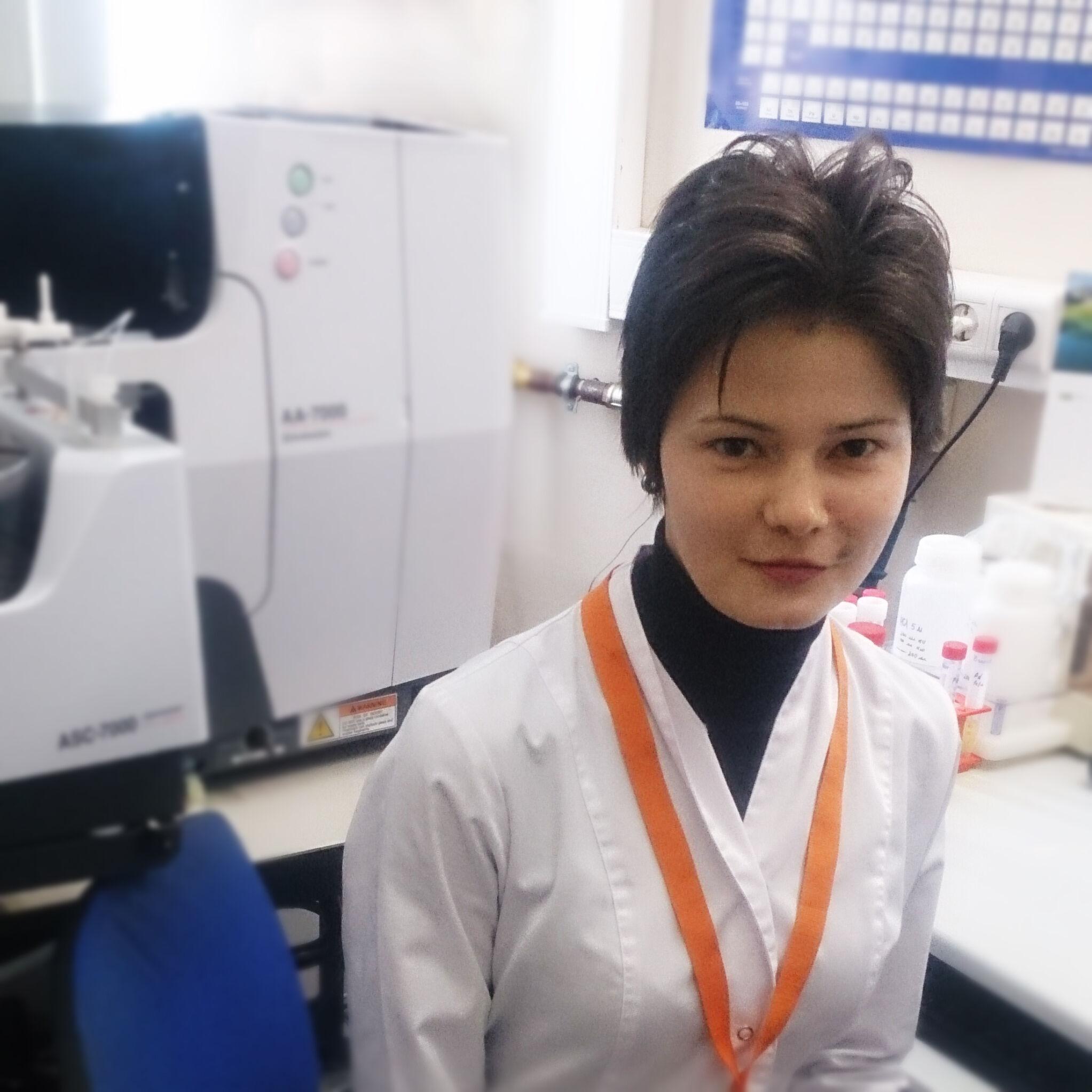 Anna Gorbacheva