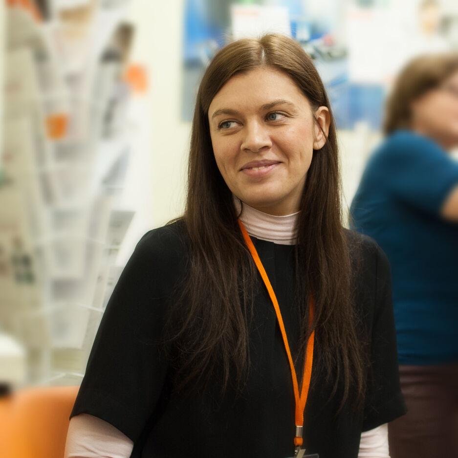 Анастасия Николаевна Ильина