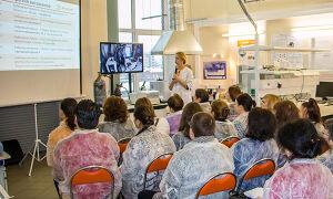 Мастер-класс «Решения BUCHI для пищевой промышленности. Системы для определения азота и жира методами Кьельдаля и Сокслета. NIR-анализ»