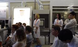 Демонстрация сетевого программного обеспечения LabSolutions CS компании Shimadzu в аккредитованной лаборатории АНАЛИТ