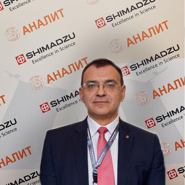 Mr. Konstantin Shcherbakov