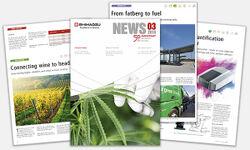 Вышел третий номер Shimadzu News за 2018 год