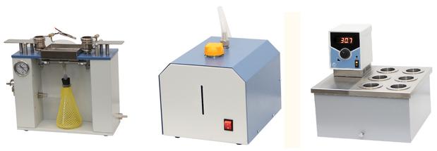 Оборудование для анализа общего осадка в нефтепродуктах ОПФ-ЛАБ-02