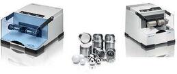 Оборудование для механической пробоподготовки и гранулометрического анализа Retsch