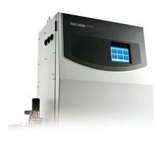 Потоковый многоканальный ТОС-анализатор серии TOC-4200