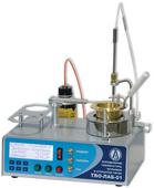 Оборудование для определения температуры вспышки в открытом тигле