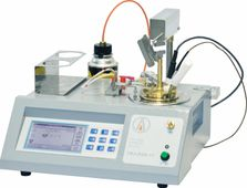 Оборудование для определения температуры вспышки в закрытом тигле