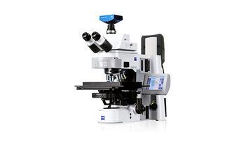 Прямые микроскопы плоского поля Axio Imager 2 для биологии