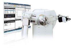 Высокоскоростной широкоугольный детектор OneSight для рентгеновских дифрактометров XRD-6100 и XRD-7000