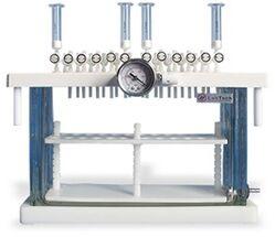 Вакуумная установка для твердофазной экстракции WSPE