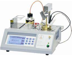 Автоматический аппарат для определения температуры вспышки в закрытом тигле ТВЗ-ЛАБ-11