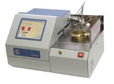 Автоматический аппарат для определения температуры вспышки в открытом тигле до +400 °С LOIP