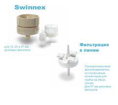 Пластиковые фильтродержатели Swinnex